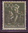 Deutsches Reich Mi.-Nr. 187 b ** gepr.