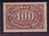 Deutsches Reich Mi.-Nr. 222 c ** gepr.