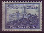 Deutsches Reich Mi.-Nr. 261 b ** gepr.
