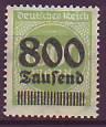 Deutsches Reich Mi.-Nr. 308 Ab ** gepr.