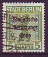 SBZ Mi.-Nr. 200 A vx PF III oo gepr.