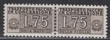 Italien - Gebührenmarken Paket - Mi.-Nr. 7 **
