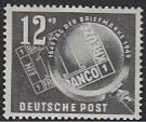 DDR Mi.-Nr. 245 **