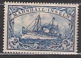 Dt. Kol. Marshall-Inseln Mi.-Nr. 23 *