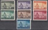 Deutsche Besetzung Albanien Mi.-Nr. 15/21 ** gepr.