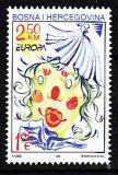 CEPT Bosnien Herzegowina 2002 **