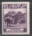 Liechtenstein-Mi.-Nr. 96 B **