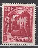 Liechtenstein-Mi.-Nr. 97 B *