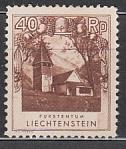 Liechtenstein-Mi.-Nr. 101 C **