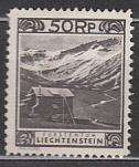 Liechtenstein-Mi.-Nr. 102 C **