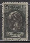 Liechtenstein Mi.-Nr. 58 A oo
