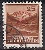 Liechtenstein Dienst Mi.-Nr. 15 a oo