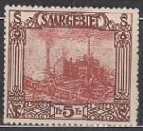 Saar Mi.-Nr. 97 **