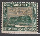 Saar Mi.-Nr. 93 ** gepr.