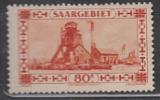 Saar Mi.-Nr. 116 **