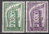 CEPT Belgien 1956 oo