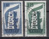 CEPT Italien 1956 oo