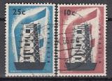 CEPT Niederlande 1956 oo