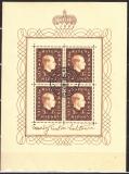 Liechtenstein Kleinbogen Mi.-Nr. 185 oo