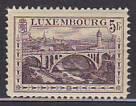 Luxemburg - Mi.-Nr. 136 B **