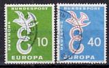 CEPT Bund 1958 oo