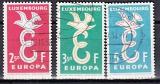 CEPT Luxemburg 1958 oo