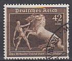 Deutsches Reich Mi.-Nr. 699 oo
