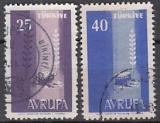 CEPT Türkei 1958 oo