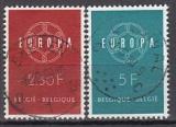 CEPT Belgien 1959 oo