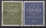 CEPT Bund 1959 oo