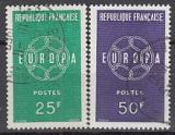 CEPT Frankreich 1959 oo