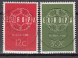 CEPT Niederlande 1959 oo