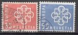 CEPT Schweiz 1959 oo