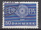 CEPT Dänemark 1960 oo