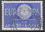 CEPT Griechenland 1960 oo