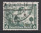 Deutsches Reich Mi.-Nr. 502 B oo