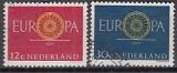 CEPT Niederlande 1960 oo