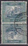 Saar Mi.-Nr. 55 B Kdr III oo