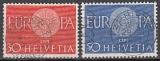 CEPT Schweiz 1960 oo