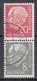 Bund ZD Mi.-Nr. S 51 Y II oo