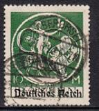 Deutsches Reich Mi.-Nr. 137 I oo gepr.