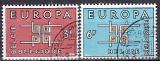 CEPT Belgien 1963 oo