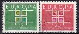 CEPT Bund 1963 oo