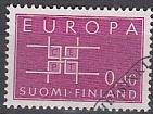 CEPT Finnland 1963 oo