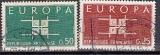 CEPT Frankreich 1963 oo