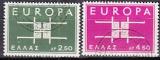 CEPT Griechenland 1963 oo