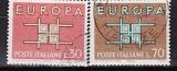 Cept Italien 1963 oo