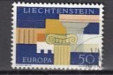 CEPT Liechtenstein 1963 oo
