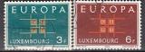 CEPT Luxemburg 1963 oo