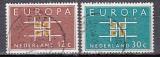 CEPT Niederlande 1963 oo